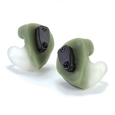 Custom hearing protection