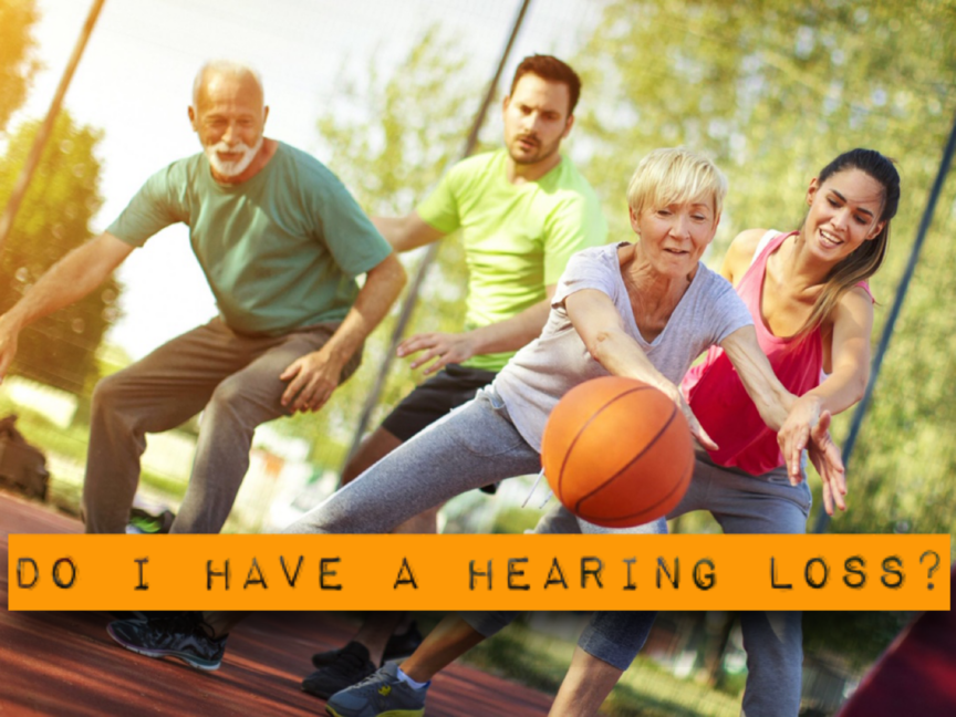If you think you might need a hearing test, you probably do…